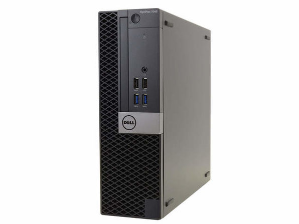 戴尔电脑 Optiplex 7040台式机,3.2GHz Intel i5四核Gen 6、16GB RAM,240GB SSD,Windows 10 Professional 64Bit(已更新)