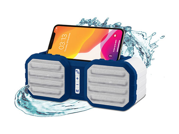 Coby® Ranger Portable Speaker (Blue)