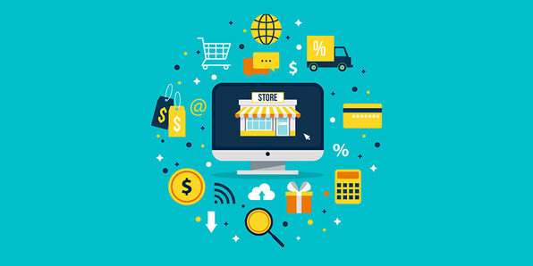 Shopify E-Commerce Websites for Beginners - Product Image