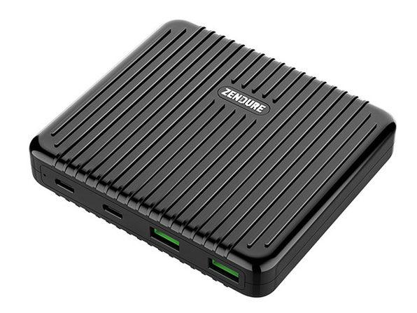 Zendure SuperPort 4 USB-C PD Desktop Charger (Black)