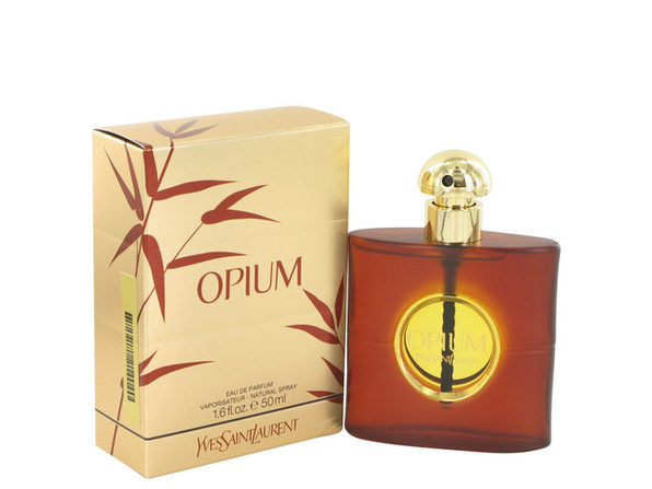 3 Pack OPIUM by Yves Saint Laurent Eau De Parfum Spray (New Packaging) 1.6 oz for Women