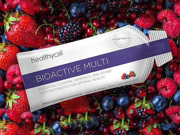 Bioactive Multi: Liquid Gel Multivitamin