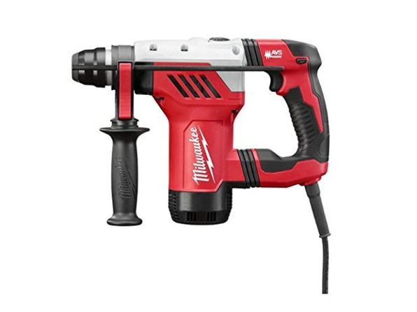 "Milwaukee 1-1/8"" SDS Plus Corded Rotary Hammer Kit (5268-21) - Product Image"