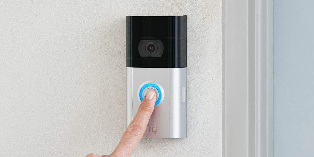 Ring Video Doorbell 3, on sale for $169.99 when you use coupon code PREZ2021 at checkout