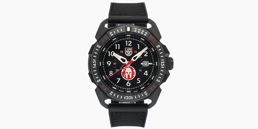 Luminox Spartan Race Edition Quartz Men's Watch XL.1001 (Store-Display Model) on sale for $210 (52% off)
