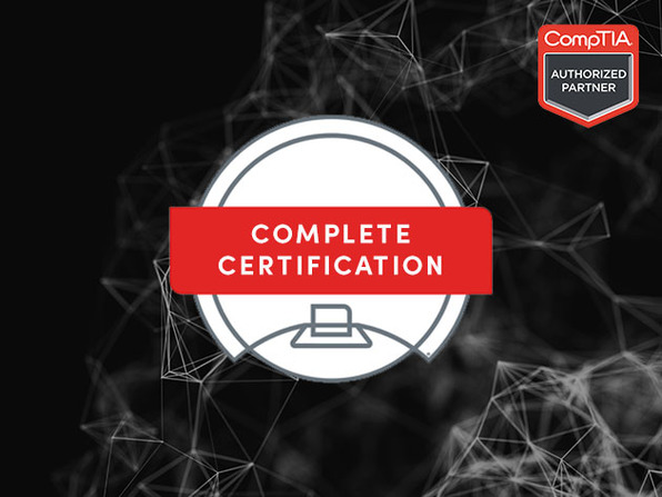 The Complete 2020 CompTIA Certification Training Bundle