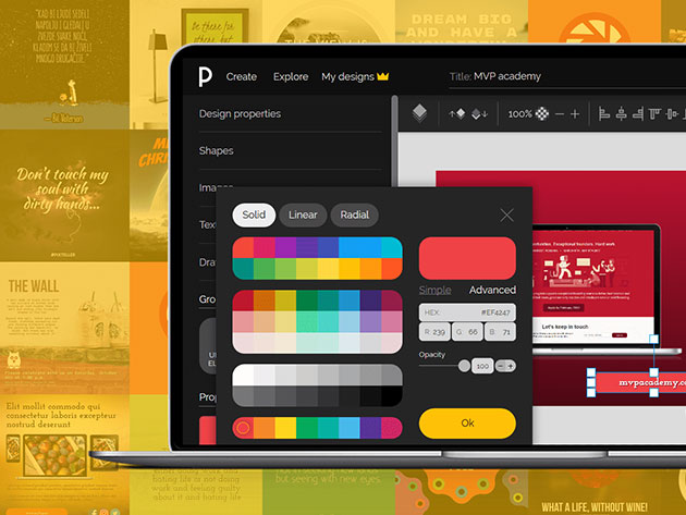 Stack Social Deal for PixTeller Pro: Lifetime Subscription