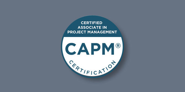 Certified Associate in Project Management (CAPM) Certification Training - Product Image