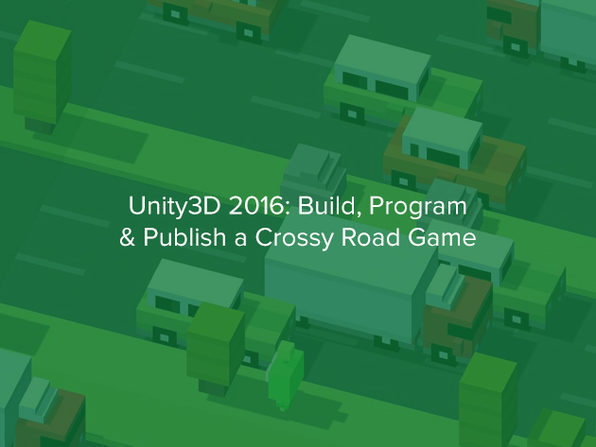 Ultimate Unity3D 2016 Game Building Bundle | StackSocial