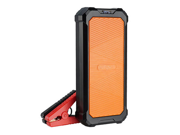 Autowit SuperCap 2: 12V Battery-Less Portable Jump Starter