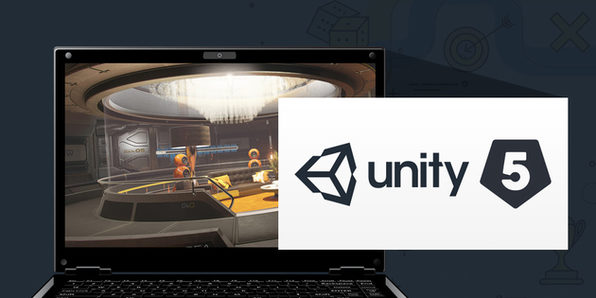Unity 5: Develop 2D & 3D Games - Product Image
