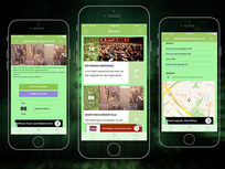 Eventika: iOS 10 Events App Template - Product Image