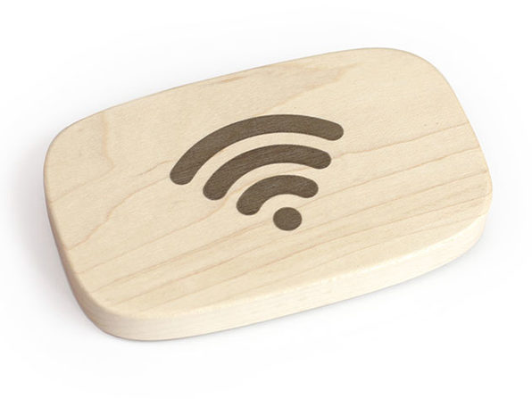 Wifi Porter (Maple): 4-Pack