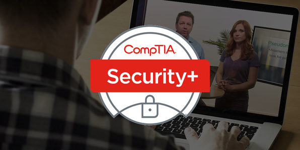 CompTIA Security+ (SY0-401) Certification Training - Product Image