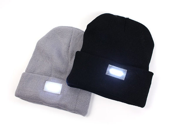 LED Knitted Cap