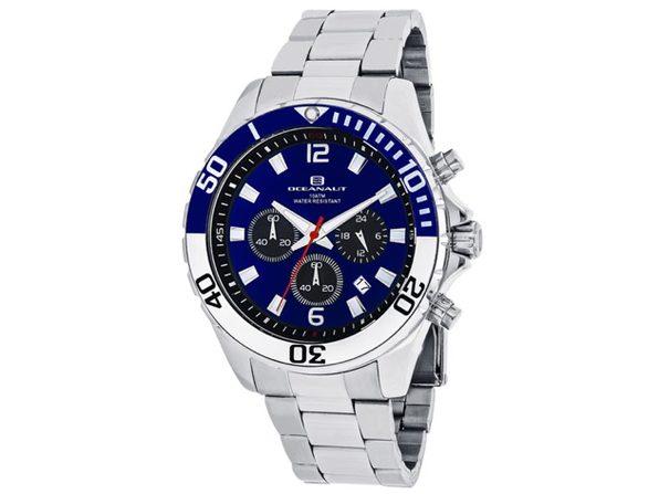 Oceanaut Men's Blue Dial Watch - OC2520 - Product Image