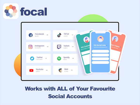 Focal.Bio: Lifetime Subscription