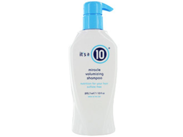 ITS A 10 by It's a 10 MIRACLE VOLUMIZING SHAMPOO 10 OZ ( Package Of 6 )