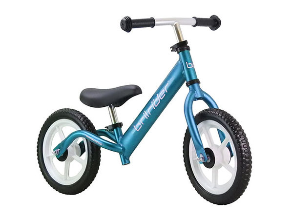 Brilrider FLIGHT: World's Lightest Balance Bike (Blue)