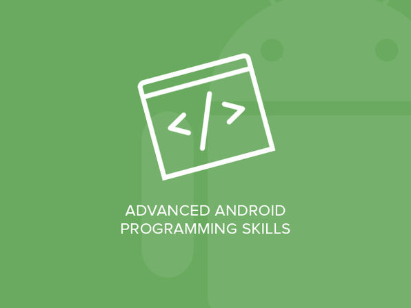 Advanced Android Programming Skills - Product Image