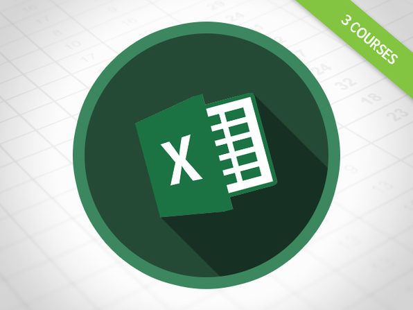 Microsoft Excel - From Novice to Ninja - Product Image