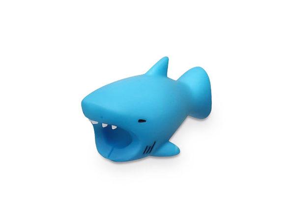 Animal Cord Protector - Shark - Product Image