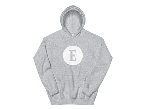 Entrepreneur Logo Hoodie - Sport Grey - 2X-Large - Product Image
