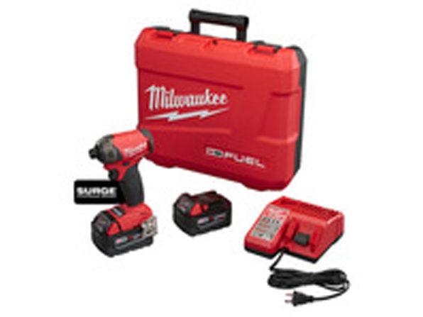 "Milwaukee 2760-22 Hex Hydraulic Driver, 1/4"""