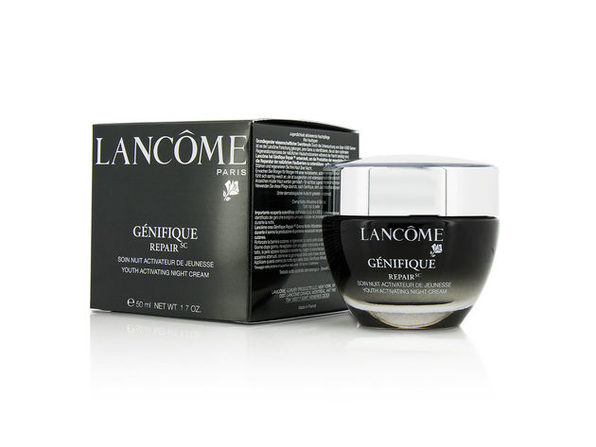 LANCOME by Lancome Genifique Repair Youth Activating Night Cream --50ml/1.7oz for WOMEN ---(Package Of 5) - Product Image