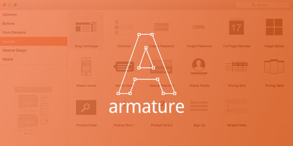 Armature for Mac - Product Image