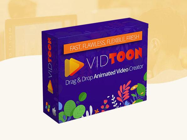 VidToon Personal Plan: Lifetime Subscription