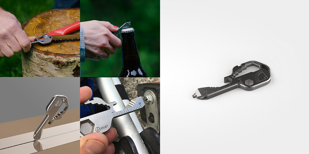 Geekey Multi-Tool, on sale for $22.99 (58% off)