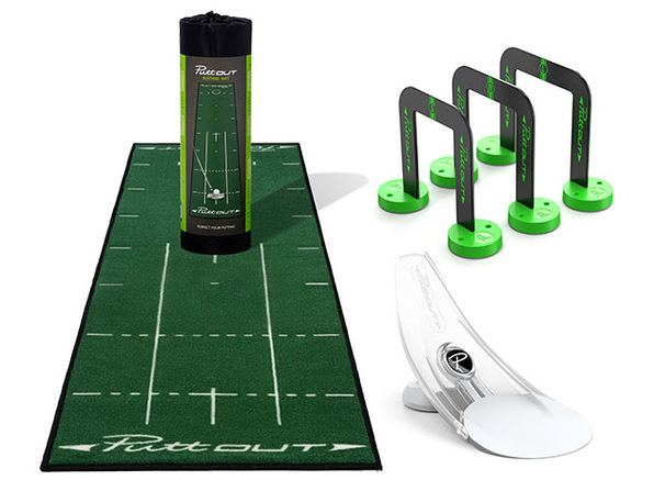 The Ultimate Putting Studio by PuttOUT