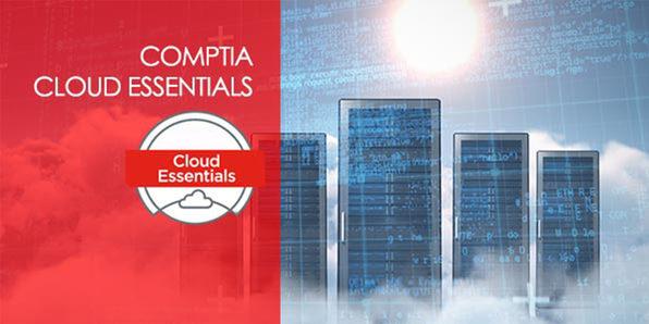 CompTIA Cloud Essentials+ - Product Image
