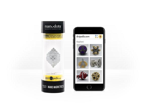 Nanodots 216 (Silver)
