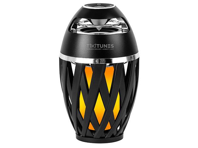 TikiTunes Bluetooth Wireless Speaker & Ambient Light