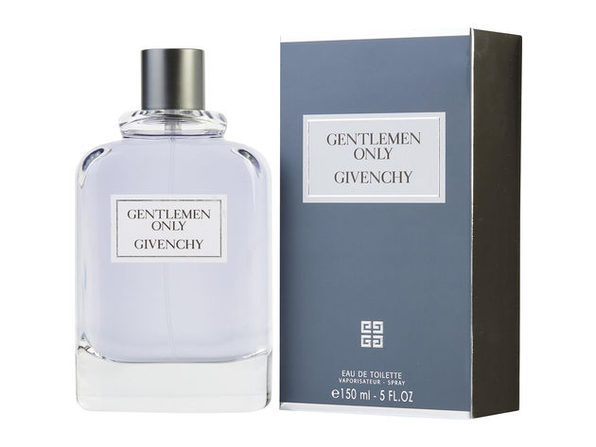 GENTLEMEN ONLY by Givenchy EDT SPRAY 5 OZ for MEN ---(Package Of 6) - Product Image