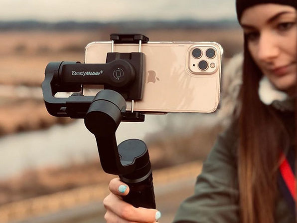 Hohem iSteady Mobile+ 3-Axis Smartphone Gimbal
