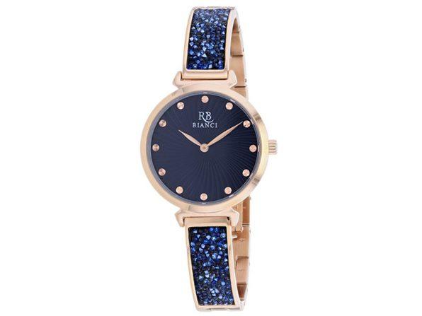 Roberto Bianci Women's Brillare Blue Dial Watch - RB0206