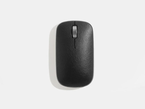 Azio Retro Classic Mouse (Gunmetal)