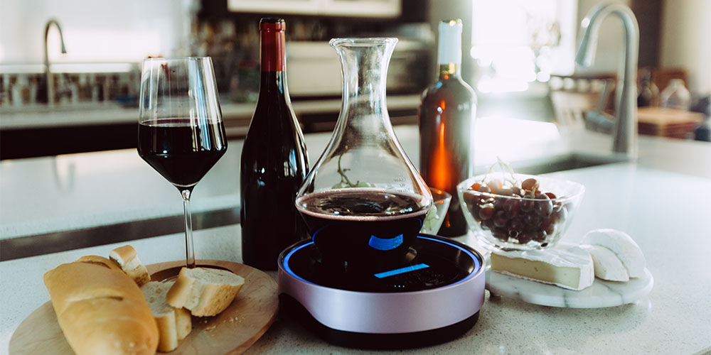 WAKE UP WINEPro S: Electronic Decanter, now on sale for $149.99