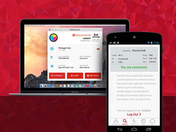 Proxy VPN Solid Plan: Lifetime Subscription