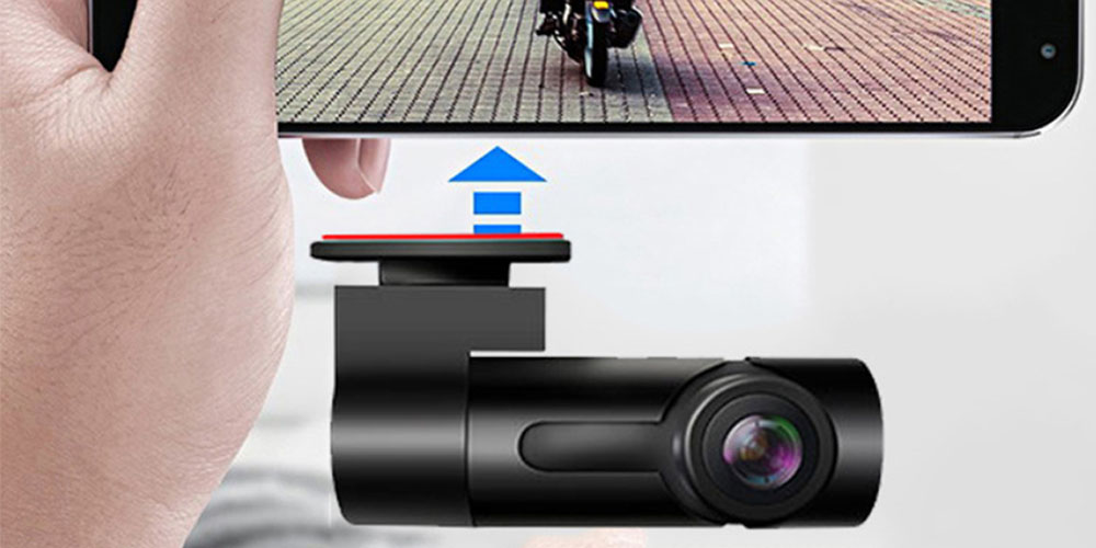 Car Dash Cam with Wi-Fi & App, on sale for $38.34 when you use coupon code SAVE15NOV at checkout