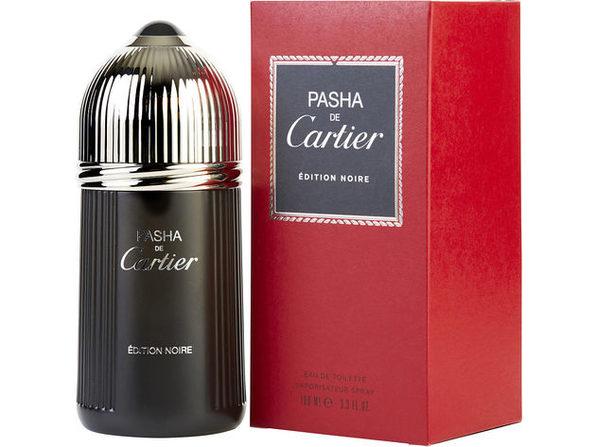 Pasha De Cartier Edition Noire By Cartier Edt Spray 3.3 Oz For Men (Package Of 6) - Product Image