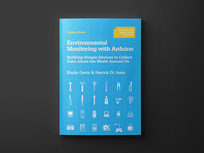 Environmental Monitoring with Arduino: 1st Edition - Product Image