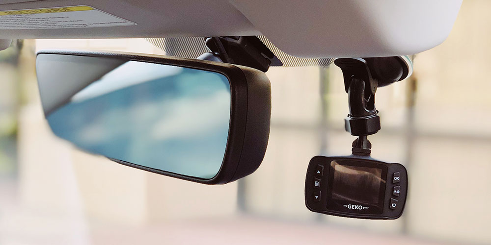 myGEKOgear Orbit 110 Full HD Dashcam, on sale for $42.49 when you use coupon code SAVE15NOV at checkout