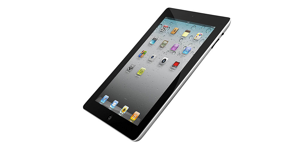 Apple iPad 2, 16GB – Black (Refurbished: Wi-Fi Only), on sale for $94.99 (44% off)