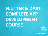 Flutter & Dart: The Complete Flutter App Development Course - Product Image