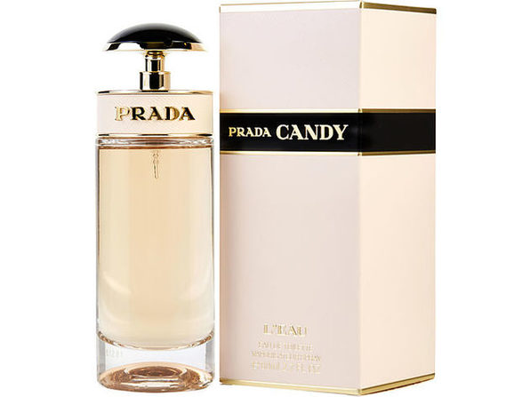 Prada Candy L'Eau By Prada Edt Spray 2.7 Oz For Women (Package Of 4) - Product Image