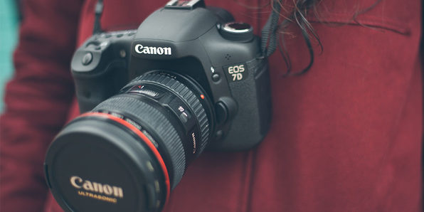Canon DSLR Photography - Product Image